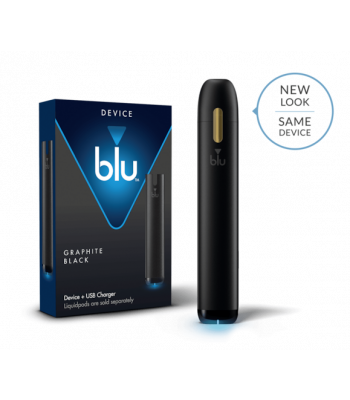 blu DEVICE + USB CHARGER - GRAPHITE BLACK