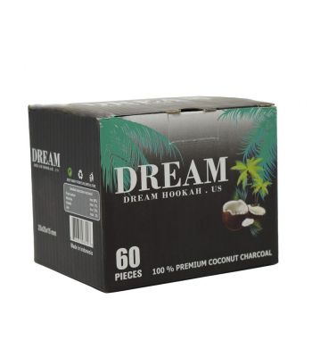 PREMIUM COCONUT CHARCOAL BY DREAM