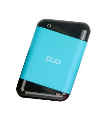 OVNS DUO DUAL VAPING POD SYSTEM ALL-IN-ONE STARTER KIT - BLUE