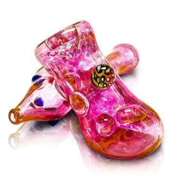 CHIBCHA GLASS CLEAR PINK 3