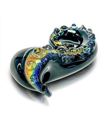 JACS DICRO CURL SPOON BY CAROLINA GLASS