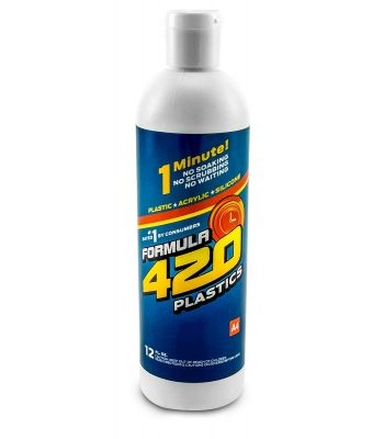 12FL. OZ COMPETE ONE MINUTE CLEANER BY FORMULA 420