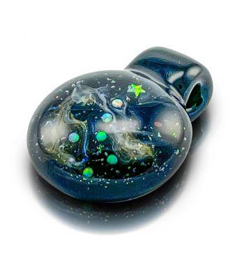 MEDIUM CONSTELLATION PENDANT BY GOOBA GLASS