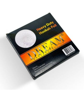 50 COUNT HEAVY DUTY FOIL BY DREAM
