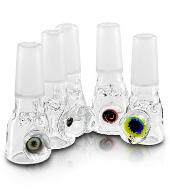 14MM MYSTERY SLIDE (COLLECTION OF VARIOUS MILLIE AND OPAL DESIGNS) BY C DIRTY