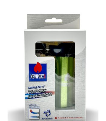 REGULAR TURBO CHARGED TORCH BY NEWPORT ZERO