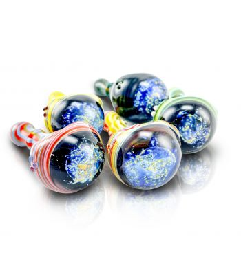 COSMIC CAP SPOONS BY JEM GLASS