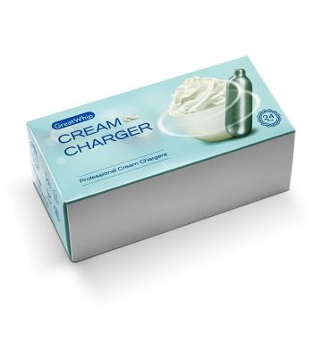 GREATWHIP CREAM CHARGERS 24 PACK CLASSIC