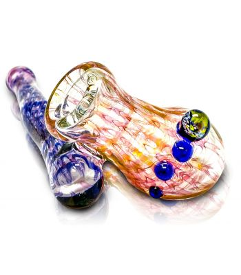 FUME HAMMER WITH MILLIE CHIBCHA GLASS