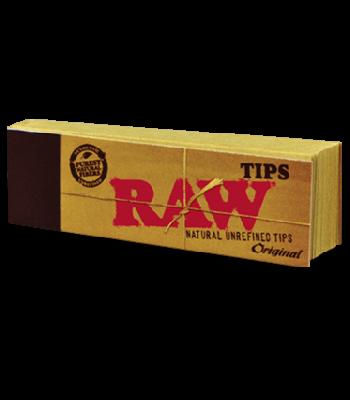 RAW ORIGINAL TIPS [BUNDLE OF 5]