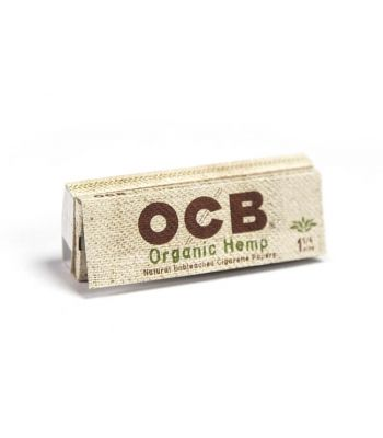 OCB PAPERS + TIPS ORGANIC [BUNDLE OF 5 BOOKLETS]