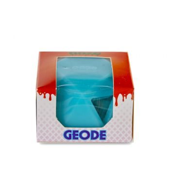 GEODE SILICONE & GLASS CONTAINER BY OOZE