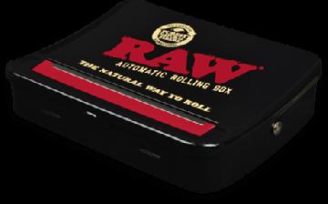RAW RAWTOMATIC ROLLING BOX 110MM
