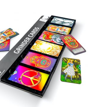 GRINDER CARDS BY V SYNDICATE
