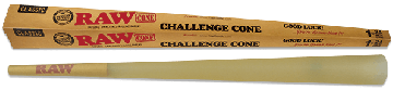 RAW CHALLENGE CONE, ONE 24 INCH CONE